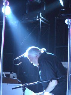 Jon Lord beim Sunflower Jam 2007