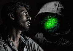 Dunkle Schatten: Hacker werden selbst zu Opfern.