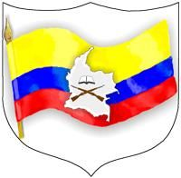 Altes Logo der FARC-EP