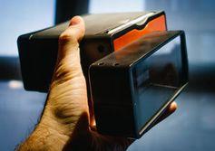 """Poppy"": Kamera macht 3D-Fotos mit iPhone und Co. Bild: kickstarter.com"