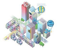 Zukunftsvision: Forscher skizzieren die urbane Solarzukunft.