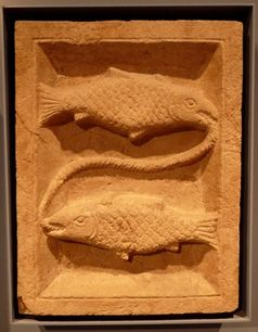 Sternzeichen Fische (Symboblild)