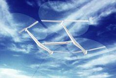 Fliegendes Kraftwerk: Die NASA macht Jagd auf die Winde der Lüfte. Bild: Ben Shepard