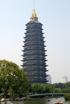 Tianning-Tempel (Changzhou)