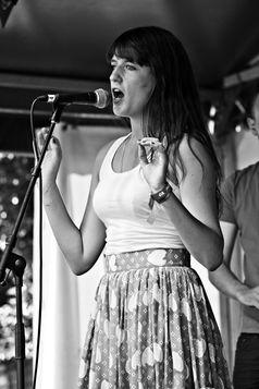 Florence + the Machine beim Shoreditch Festival 2007