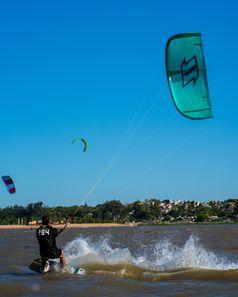Cuesta del Viento: Argentiniens Windsurf- und Kitesurf-Paradies.  Bild: Turismo de Argentina Fotograf: Turismo de Argentina