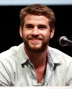 Liam Hemsworth bei der Comic-Con 2013