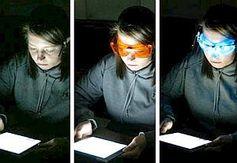 Tablet-Studie: Hoher Blaulicht-Anteil macht abends munter.Bild: RPI