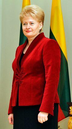 Dalia Grybauskaitė (2010)
