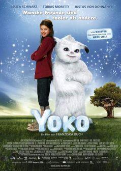 """""""Yoko"""" Kinoplakat"""