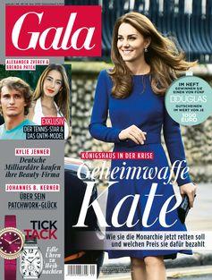 "GALA Cover 49/2019 (EVT: 28. November 2019). Bild: ""obs/Gruner+Jahr, Gala"""