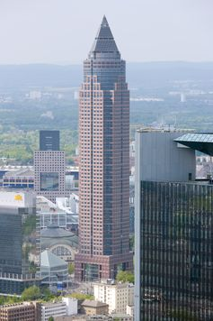 Der Messeturm, Goldman Sachs International Niederlassung Frankfurt