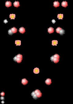 Proton-Proton-Reaktion und Fortsetzung bis zur Bildung von He-4