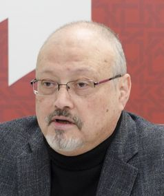 Jamal Khashoggi (März 2018)