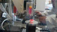 3D-Drucker: Implantate rücken näher. Bild: WFIRM