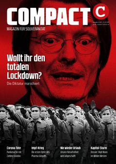 Bild: Cover COMPACT Magazin 2/2021