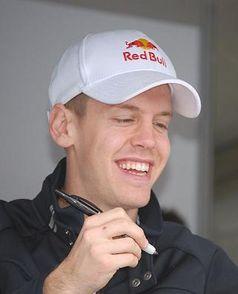 Sebastian Vettel Bild: Wolfswissen