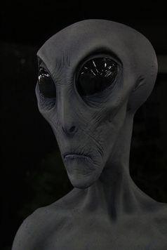 Alien (Symbolbild)