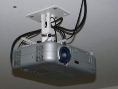 Projektor: müsste nicht modifiziert werden. Bild: pixelio.de/Dieter Schütz