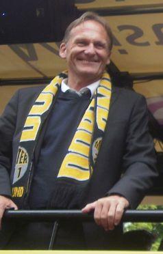 Hans-Joachim Watzke, BVB