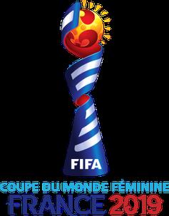 Logo FIFA Fußball-Weltmeisterschaft der Frauen 2019