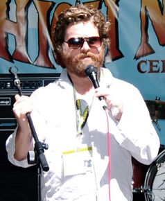 Zach Galifianakis (2007)