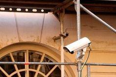 Überwachung: Kameras zur Spionage eingesetzt. Bild: pixelio.de, hauku