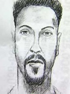 2004 FBI Phantombild des Verdächtigen im DeJesus-Fall