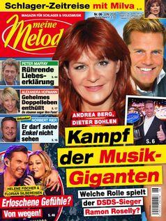 """Meine Melodie 6/2020 /  Bild: """"obs/Meine Melodie"""""""