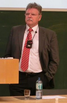 Oskar Niedermayer (2014), Archivbild