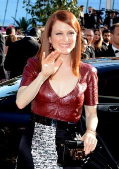 Julianne Moore (2014), Archivbild