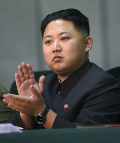 Kim Jong-un (2010). Bild:   petersnoopy, on Flickr CC BY-SA 2.0