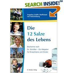 """Buchcover """"Die 12 Salze des Lebens"""""""