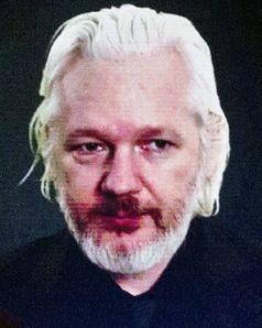 Julian Assange (2015), Archivbild