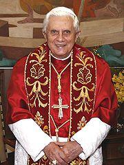 Papst Benedikt XVI. Bild: Fabio Pozzebom
