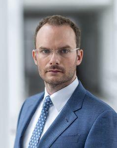 """Dr. Daniel Henzgen, Mitglied der Geschäftsleitung von Löwen Entertainment.  Bild: """"obs/LÖWEN ENTERTAINMENT GmbH"""""""