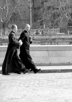 Priester (Symbolbild)