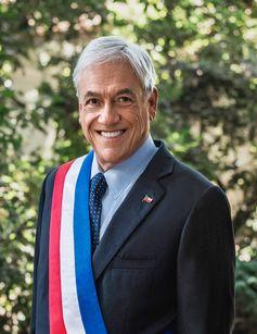 Miguel Juan Sebastián Piñera Echenique (2018)