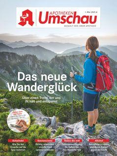 Titelbild Apotheken Umschau B Mai 2021 Bild Wort & Bild Verlag Fotograf: Wort & Bild Verlag