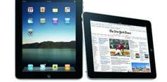 Apple iPad. Bild: Apple, über dts Nachrichtenagentur