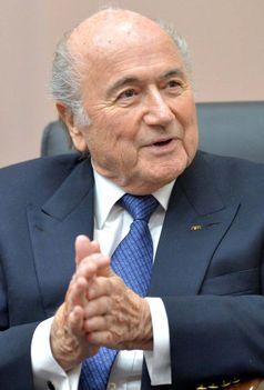 Sepp Blatter (2015), Archivbild