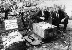 15. November 1923: Geld als Altpapier. Bild: GoMoPa