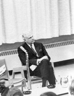 Paul Hellyer, circa 1969
