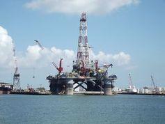 Ölplattform: US-Diesntleister mit Problemen. Bild: pixelio.de/W. Broemme