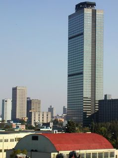 """Torre Pemex"" – Verwaltungsgebäude in Mexiko Stadt"