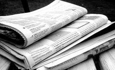 Zeitungen: lokale Nachrichten aus Übersee. Bild: flickr.com/nsnewsflash