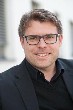 Prof. Christian Montag forscht am Institut für Psychologie und Pädagogik der Uni Ulm Quelle: Foto: Eberhardt/Uni Ulm (idw)