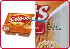 "Produktrückruf Saltletts Sesam Sticks  Bild: ""obs/The Lorenz Bahlsen Snack-World GmbH & Co KG Germany/Lorenz Snack-World"""