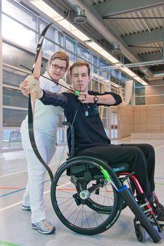 Sportlich aktive Patienten sind insgesamt fitter, haben aber ein hohes Risiko sich einen Sehnenriss. Bild: Universitätsklinikum Heidelberg (idw)