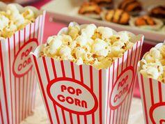 Popcorn (Symbolbild)